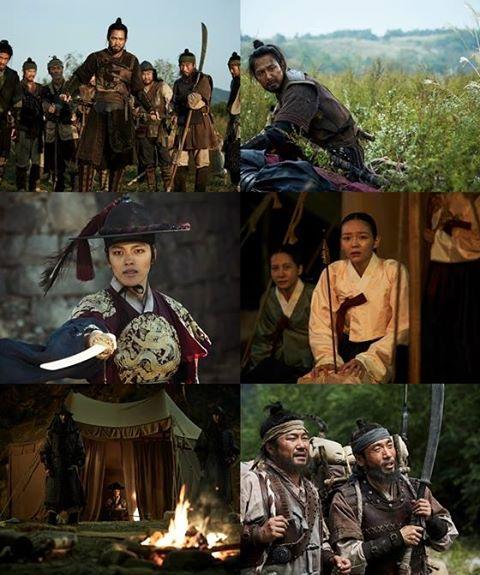 WARRIORS OF THE DAWN (2017) Korean Movie